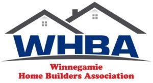 Log for the Home Builders Association in Oshkosh, Wi