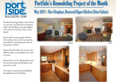 remodeling, Remodeling Before and After Photos for May 2017