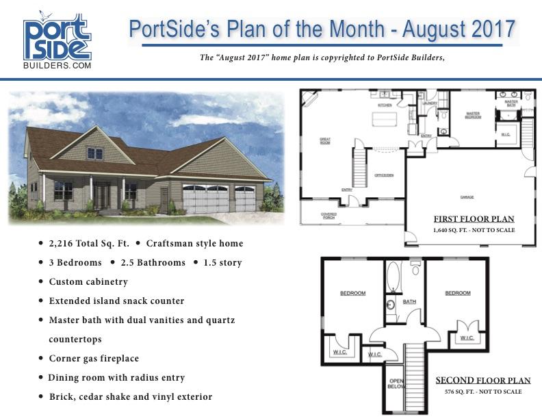August 2017 Hom Dv Portside Builders