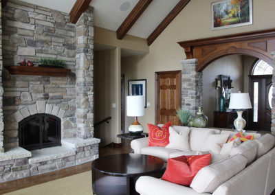 Living room, Door County, Custom Design, Fox Valley, home builders, remodeling, house, home, building