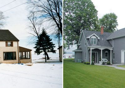 Construction And Remodeling Companies Exterior remodel exterior • portside builders • home / cottage exterior remodel