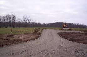Driveway, Site Preparation, Site Evaluation, Door County, Neenah, Appleton, Excavation