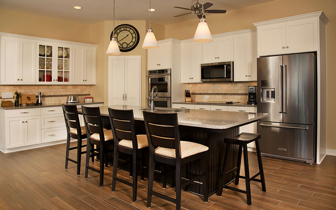 Spacious kitchen for all your family cooking!