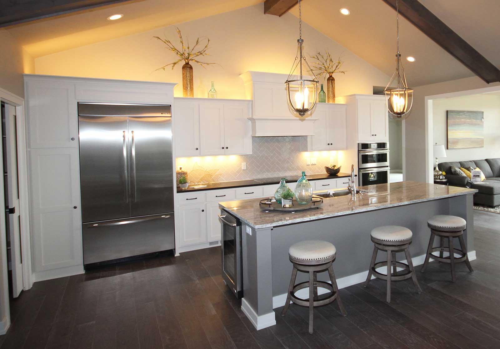 Dining/Kitchen • PortSide Builders • Kitchen Remodel • Wisconsin