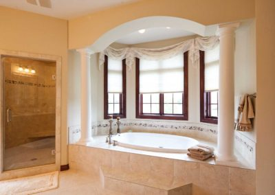 Neenah home builders, neenah custom home builders, home builders fox cities, oshkosh home builders, fox cities home builders, home builders fox valley, fox valley home builders, custom master bathroom, home builders in appleton wisconsin