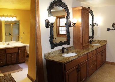 Remodel - Bathroom - PortSide Builders - Renovation