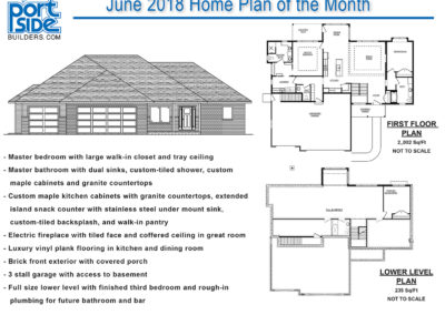 home plans, home plan of the month, new construction, new home s, door county, fox valley, fox cities, home remodelers, home renovations, home ideas, custom homes, custom built, custom design