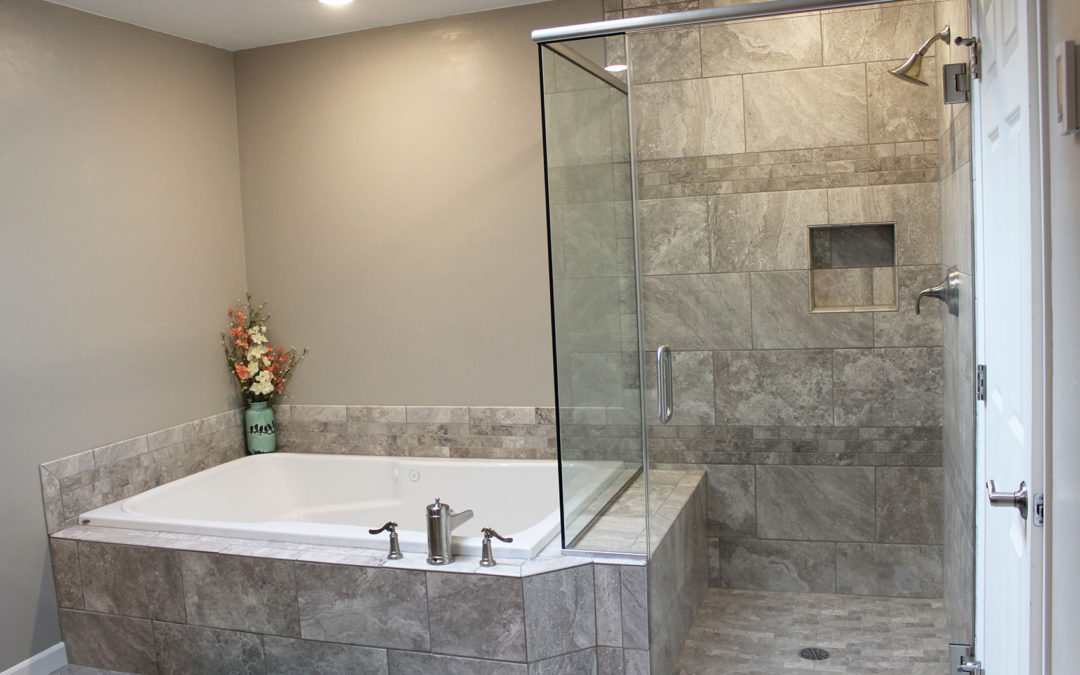 Bathroom remodel - Master Bathroom Remodel - Custom Tile ...