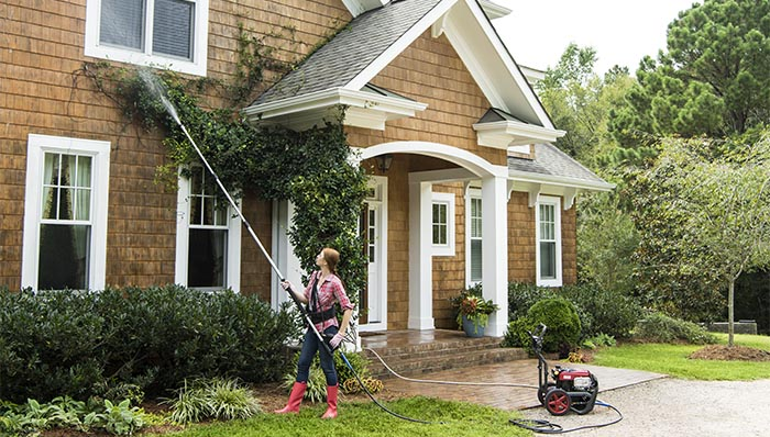 Cleaning Your Homes Exterior