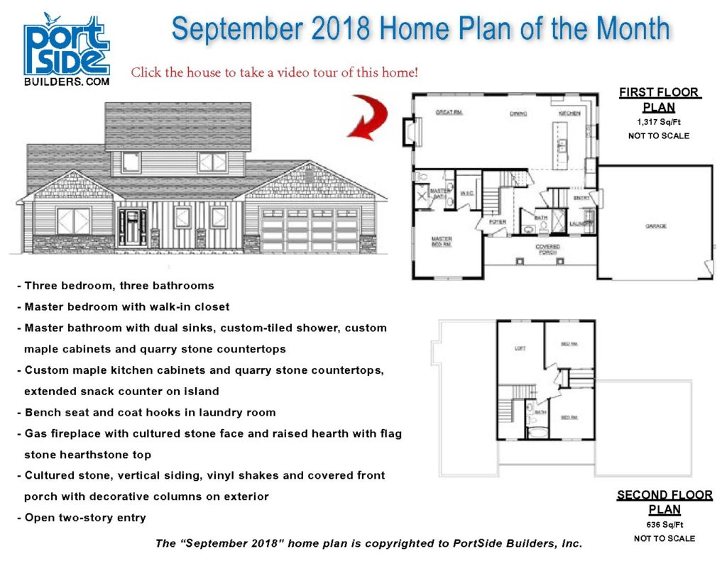 Home Plan Of The Month