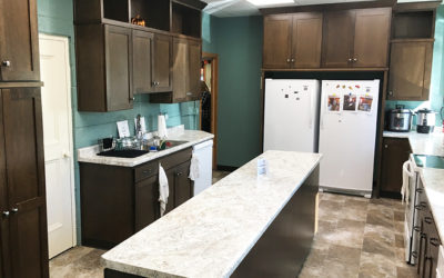 Youth Go Kitchen Renovation is Complete