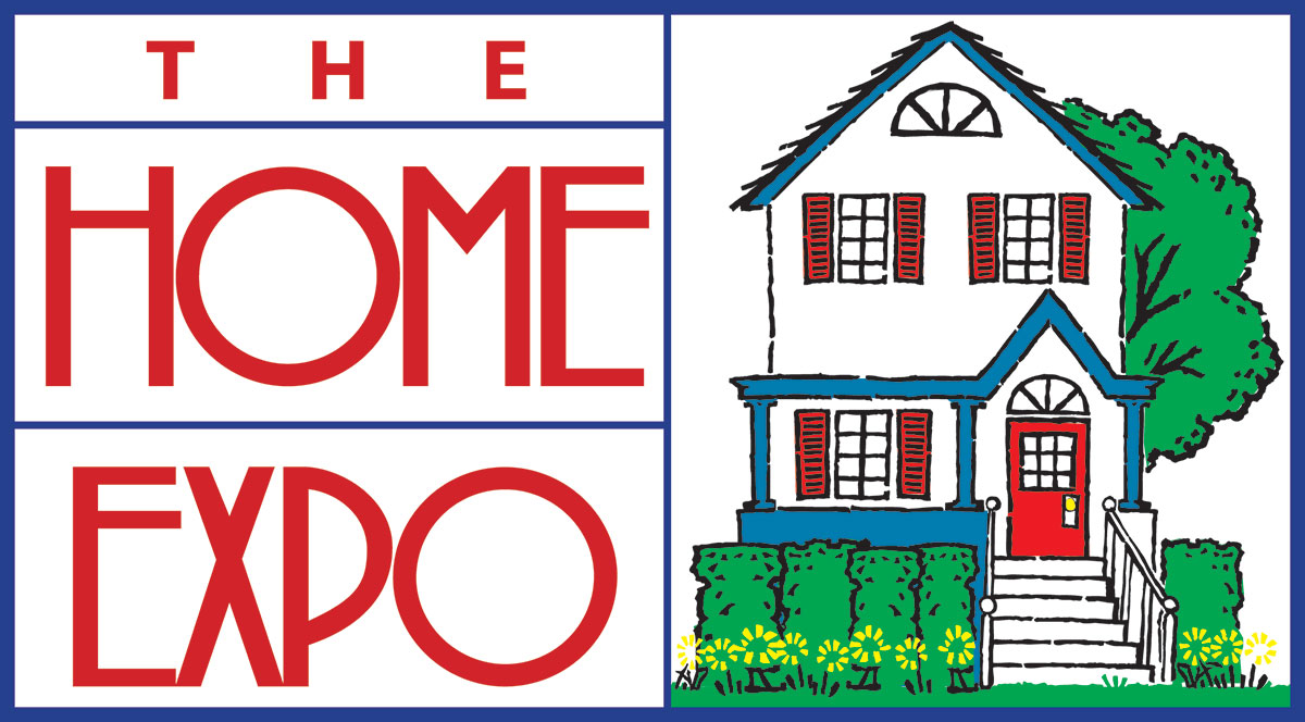 Logo for the Brown County Home Builders Association Home Expo in Green Bay, Wisconsin