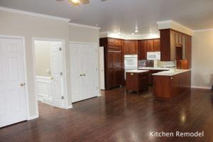 Kitchen remodel, Bathroom remodel, Appleton, Wisconsin