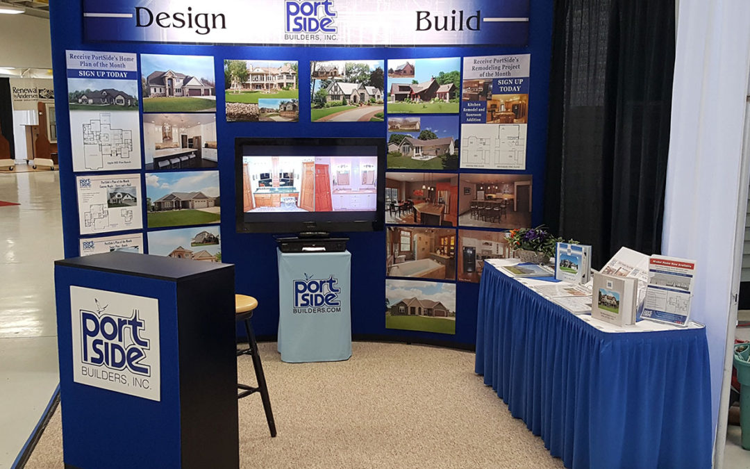 2021 Spring Home Show Schedule