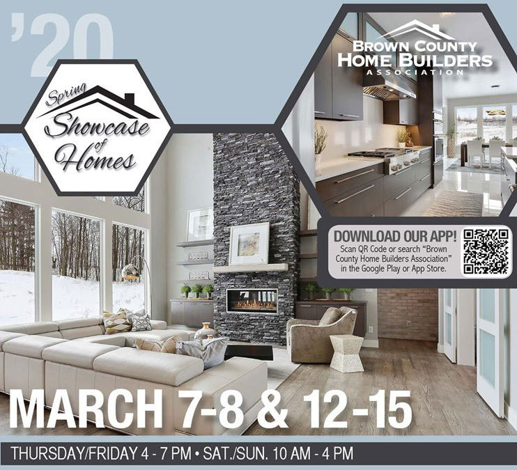 PortSide Builders to Participate in the Brown County Home Builders Association Spring Showcase of Homes