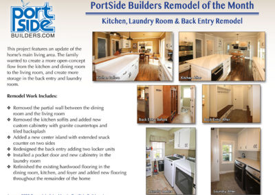 January 2020 Remodel of the Month