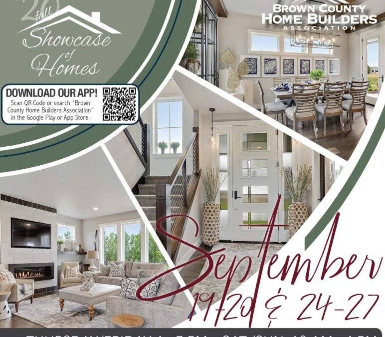 PortSide Builders Participates in Brown County Home Builders Association's 2020 Fall Showcase of Homes