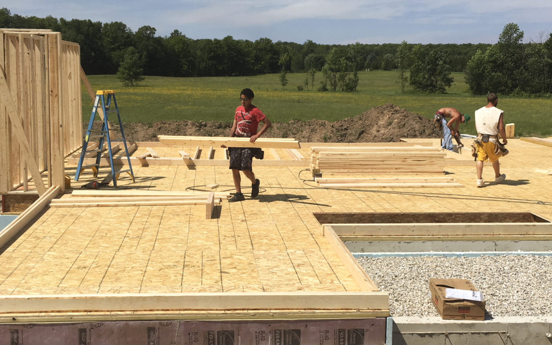 October Careers in Construction Month – Focus on the Residential Construction Industry
