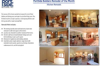 Kitchen Remodel in Green Bay