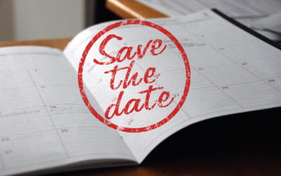 Save The Date   2021 Fall Parade and Showcase of Homes Schedule